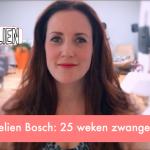 Zwevelien – 25 weken zwanger